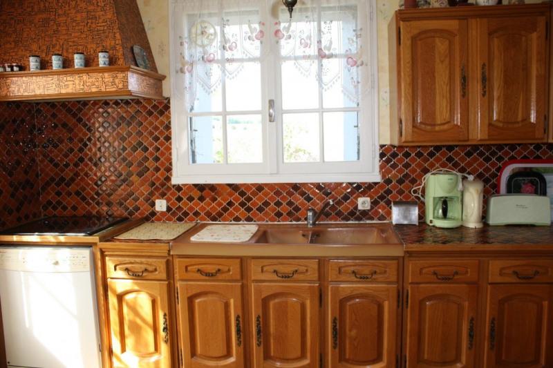 Sale house / villa Lignières-sonneville 175500€ - Picture 7