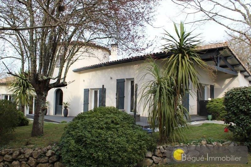 Vente de prestige maison / villa Fontenilles 555000€ - Photo 1