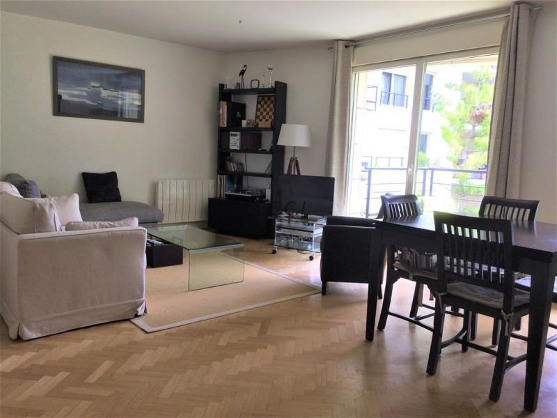 Sale apartment Courbevoie 598000€ - Picture 2