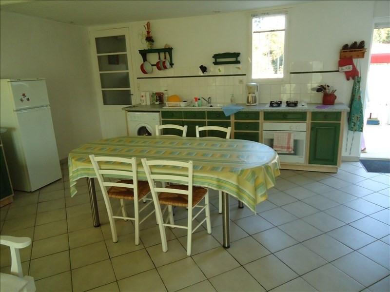 Vente maison / villa Longeville sur mer 270400€ - Photo 4