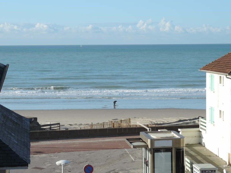 Vente appartement Fort mahon plage 80 600€ - Photo 1