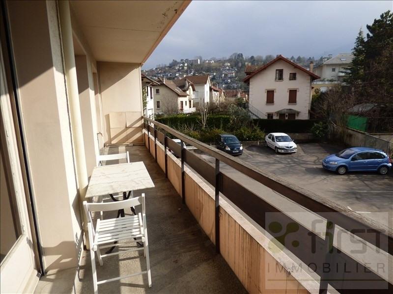 Venta  apartamento Aix les bains 194000€ - Fotografía 2