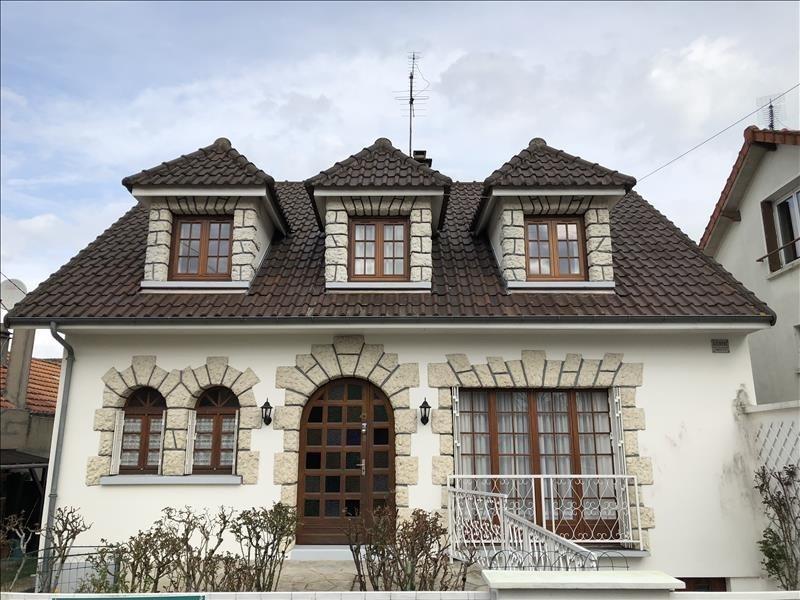 Sale house / villa Quincy sous senart 346500€ - Picture 1