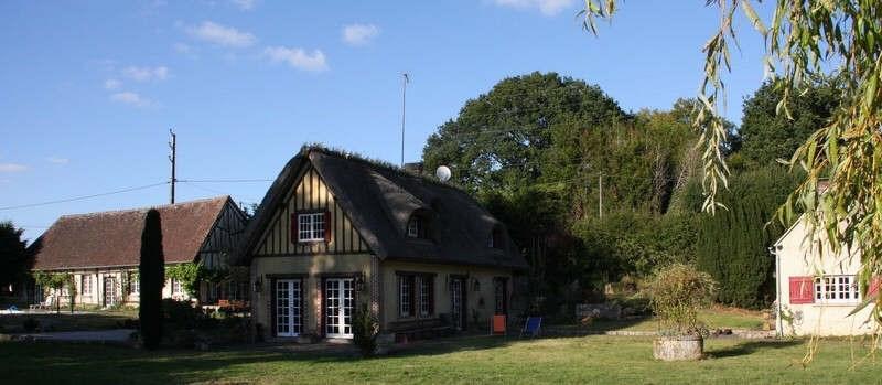 Vente maison / villa Conches en ouche 420000€ - Photo 1