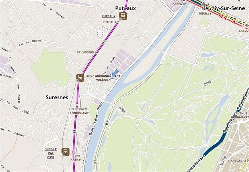 Location Local d'activités / Entrepôt Suresnes 0