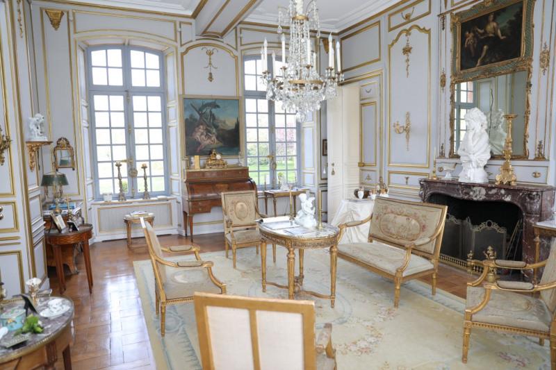 Revenda residencial de prestígio castelo Évreux 2900000€ - Fotografia 4
