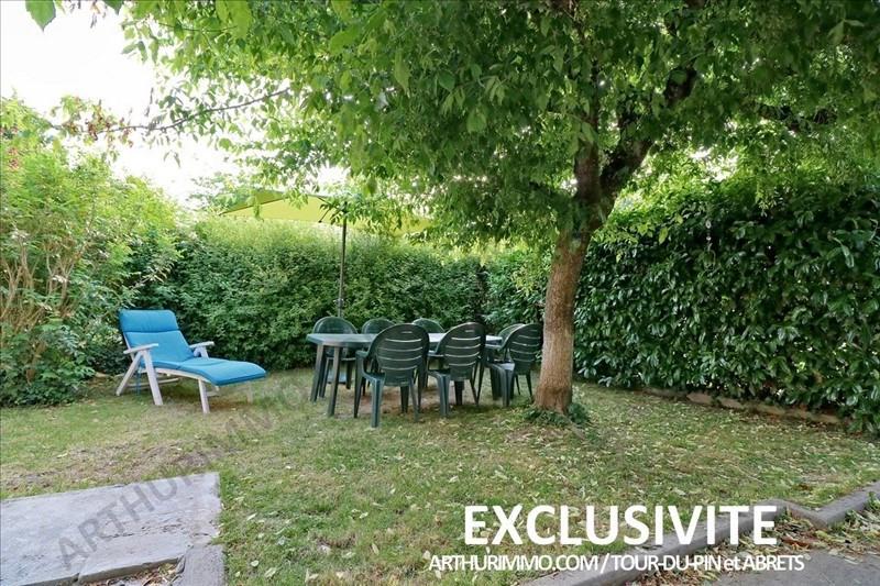 Sale house / villa La tour du pin 178000€ - Picture 10