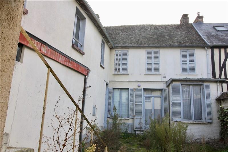 Vente maison / villa Conches en ouche 138000€ - Photo 2