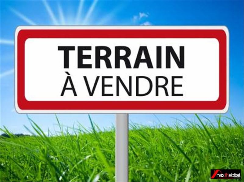 Vente terrain Vaujours 208 000€ - Photo 1