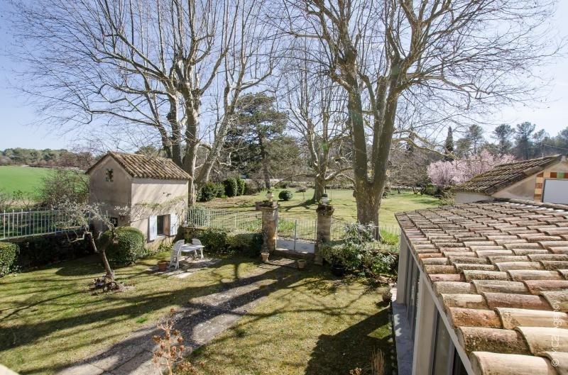 Vente de prestige maison / villa Aix en provence 1400000€ - Photo 4