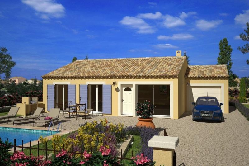 Maison  6 pièces + Terrain 2000 m² Lorgues par LES MAISONS DE MANON BRIGNOLES