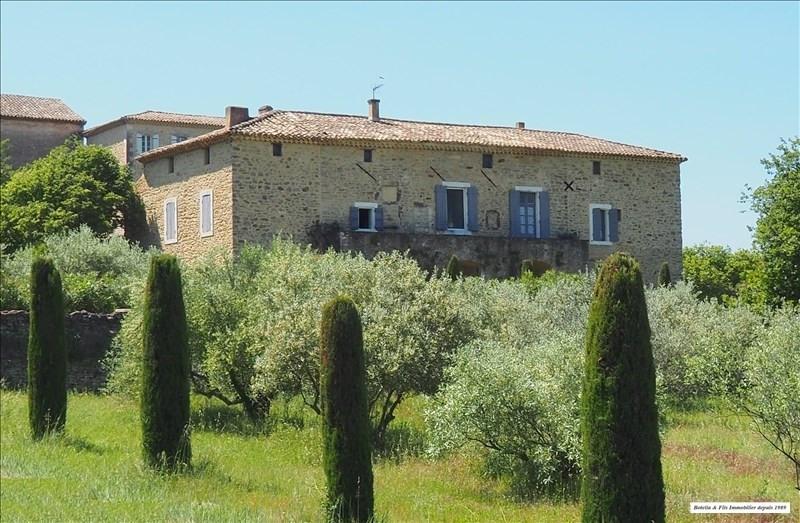 Immobile residenziali di prestigio casa Pont st esprit 895000€ - Fotografia 1