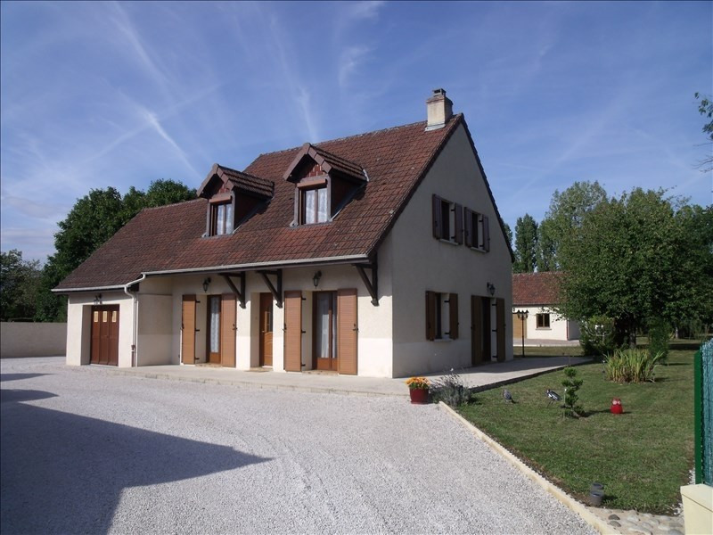 Vente maison / villa Brazey en plaine 235 000€ - Photo 1