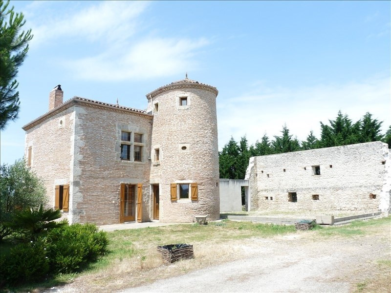 Vente maison / villa Serignac sur garonne 349000€ - Photo 1