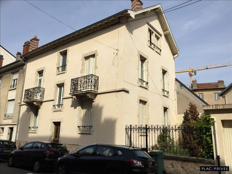 Rental apartment Nancy 445€ CC - Picture 1