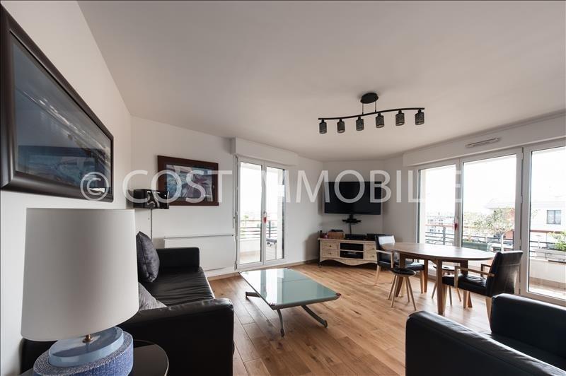 Revenda apartamento Colombes 437000€ - Fotografia 1