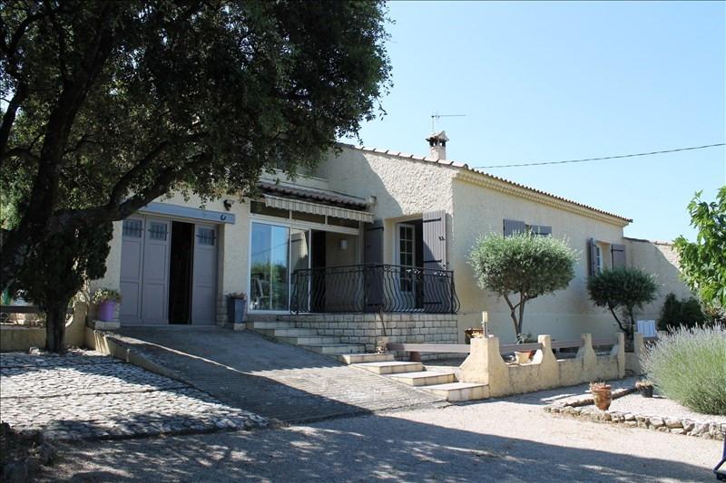 Vente maison / villa Villeneuve les avignon 315000€ - Photo 1