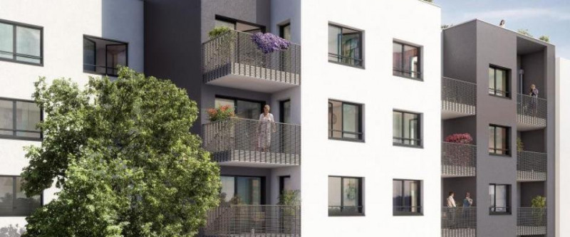 Investimento apartamento Lyon 8ème 197900€ - Fotografia 1