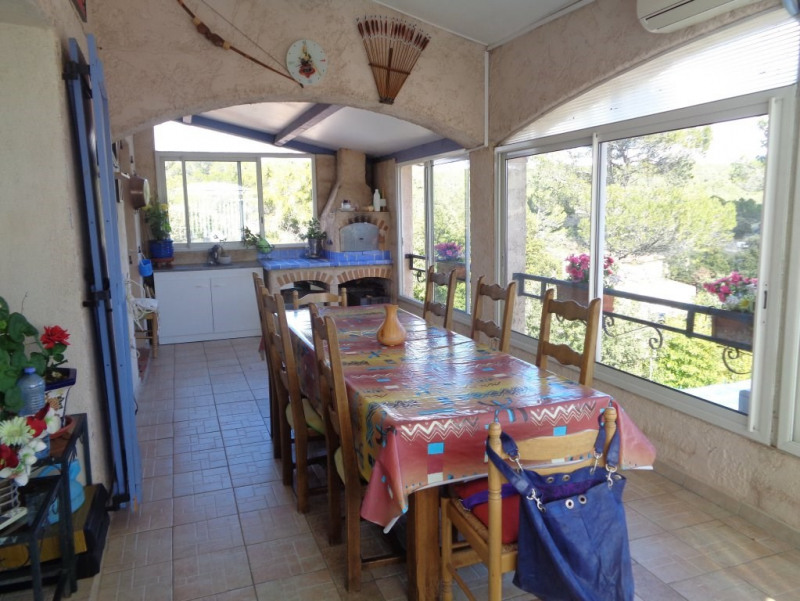 Sale house / villa Sillans-la-cascade 430000€ - Picture 6