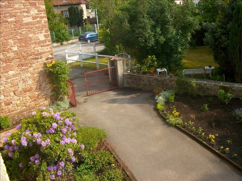 Location appartement La petite raon 500€ CC - Photo 2