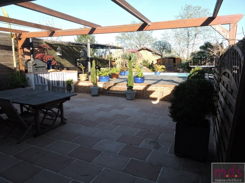 Deluxe sale house / villa Rouffiac-tolosan secteur 480000€ - Picture 5