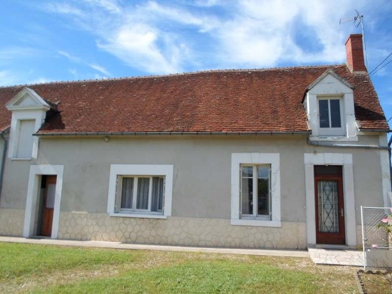 Vente maison / villa Meusnes 55000€ - Photo 1
