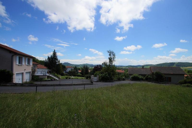 5 min du Puy en Velay ! Terrain 854 m² à Blavozy