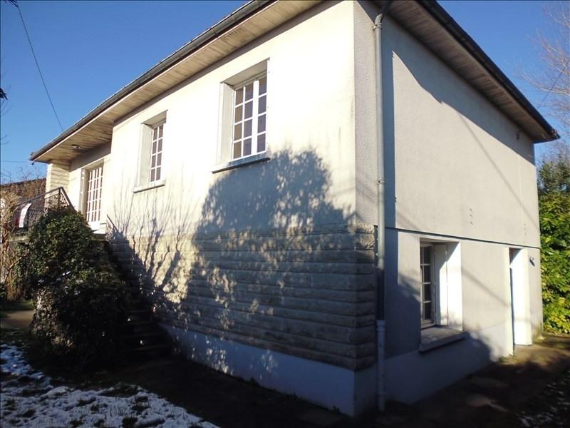 Vente maison / villa Ganterie 159500€ -  10