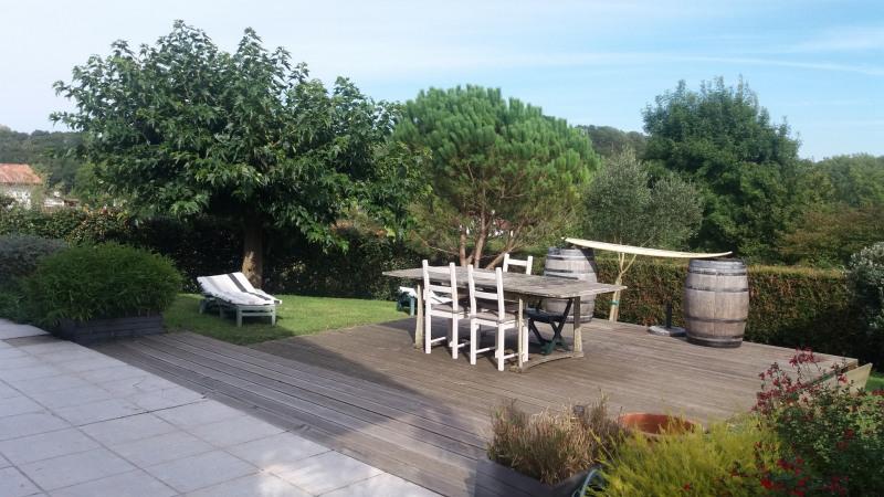 Sale house / villa Saint-pée-sur-nivelle 430000€ - Picture 1