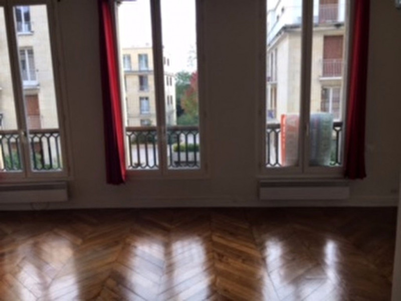 Rental apartment Saint germain en laye 1150€ CC - Picture 1