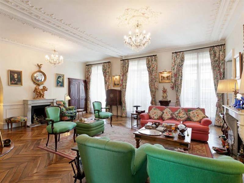 Venta de prestigio  apartamento Paris 8ème 3700000€ - Fotografía 4
