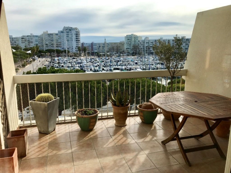 Vente appartement Carnon plage 324 000€ - Photo 1