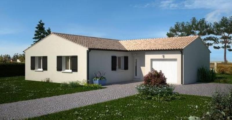 Maison  5 pièces + Terrain 2480 m² Saint-Caprais-de-Blaye par Priméa GIRONDE