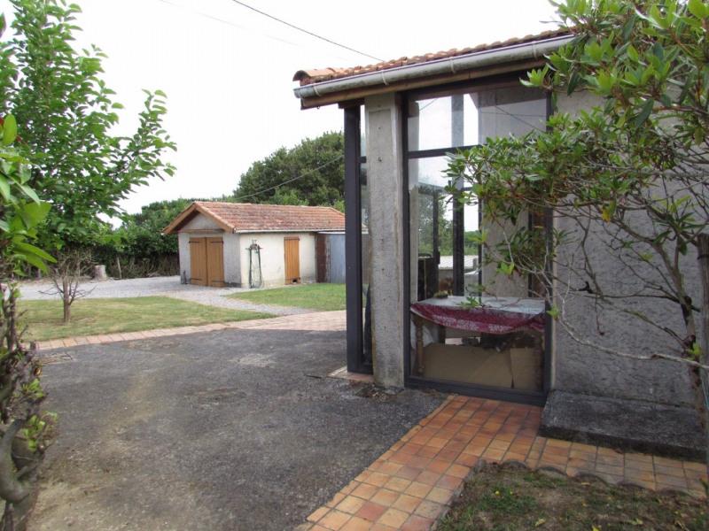 Vente maison / villa Burgaronne 148000€ - Photo 5