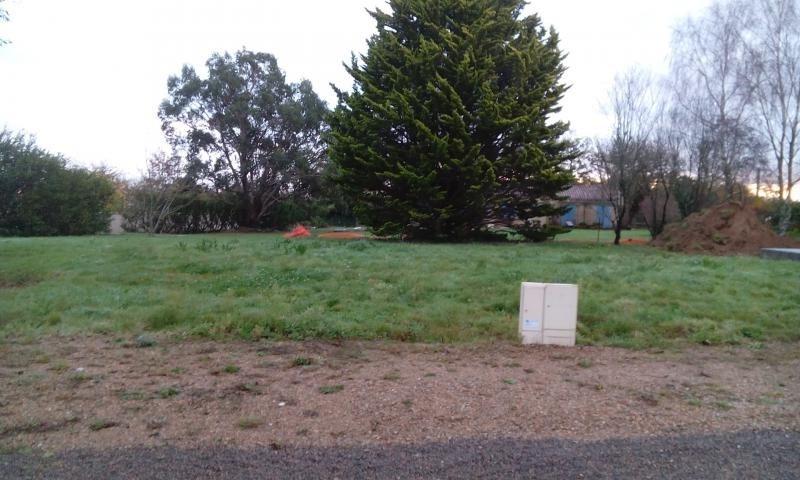 Vente terrain Talmont st hilaire 125000€ - Photo 1