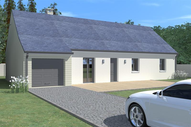 Maison  5 pièces + Terrain 993 m² Semblançay (37360) par A2C