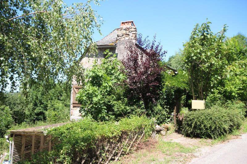 Vente maison / villa Lunac 110000€ - Photo 1