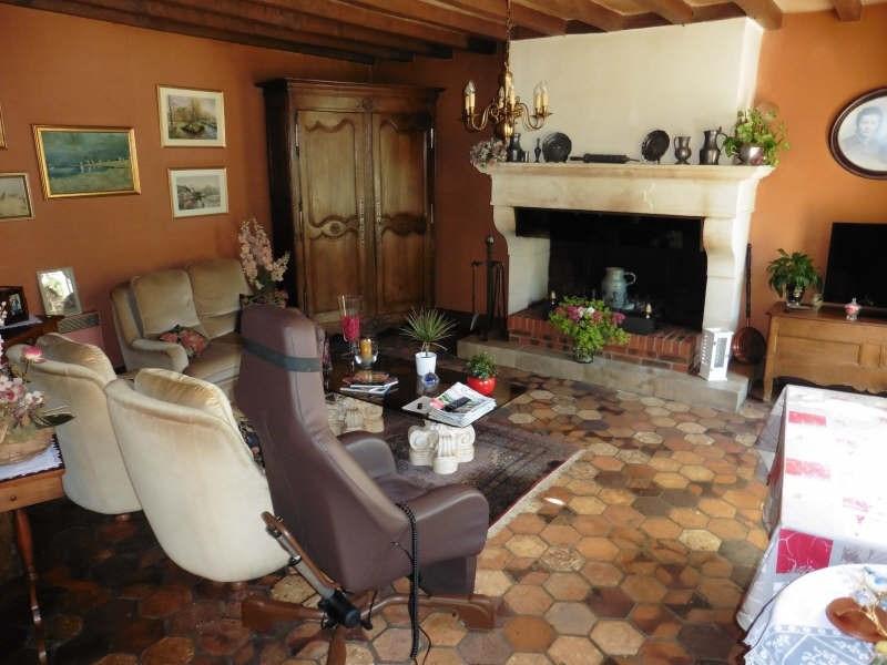 Vente maison / villa Le mele sur sarthe 242000€ - Photo 3