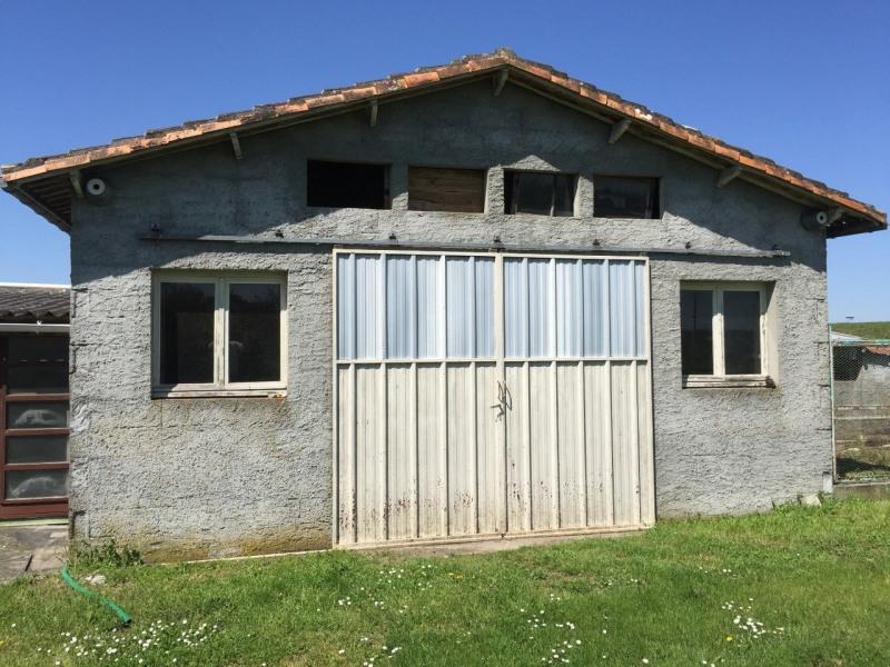 Vente maison / villa Châteaubernard 138840€ - Photo 8