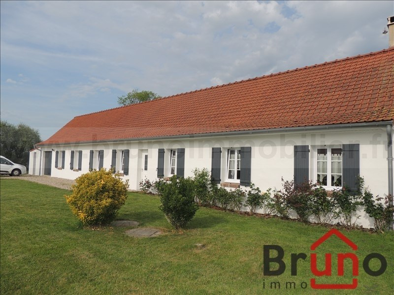 Sale house / villa St quentin en tourmont 319 900€ - Picture 1