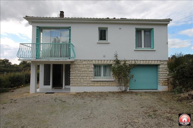 Sale house / villa Mouleydier 119000€ - Picture 6