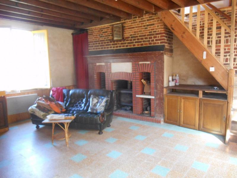 Venta  casa Le mesnil conteville 88000€ - Fotografía 2