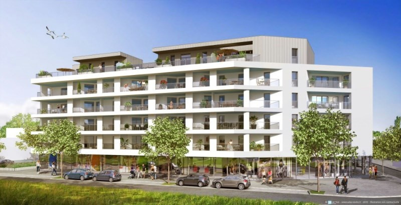 Opus r sidence programme immobilier neuf la rochelle for Residence neuf