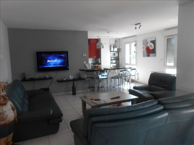 Sale apartment Oyonnax 158000€ - Picture 1