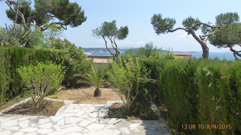 Vacation rental apartment Bandol 380€ - Picture 1