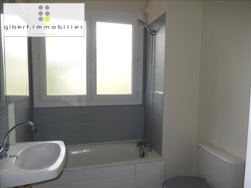 Rental apartment Le puy en velay 348,79€ CC - Picture 6