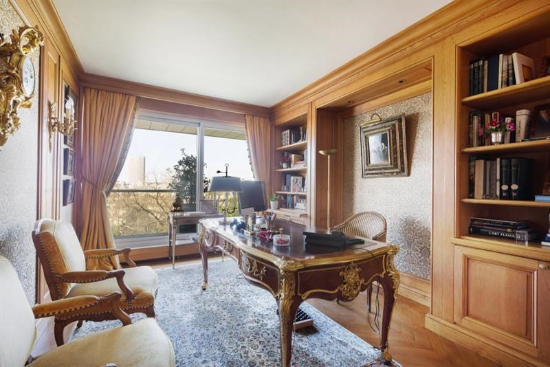 Venta de prestigio  apartamento Paris 16ème 3900000€ - Fotografía 6