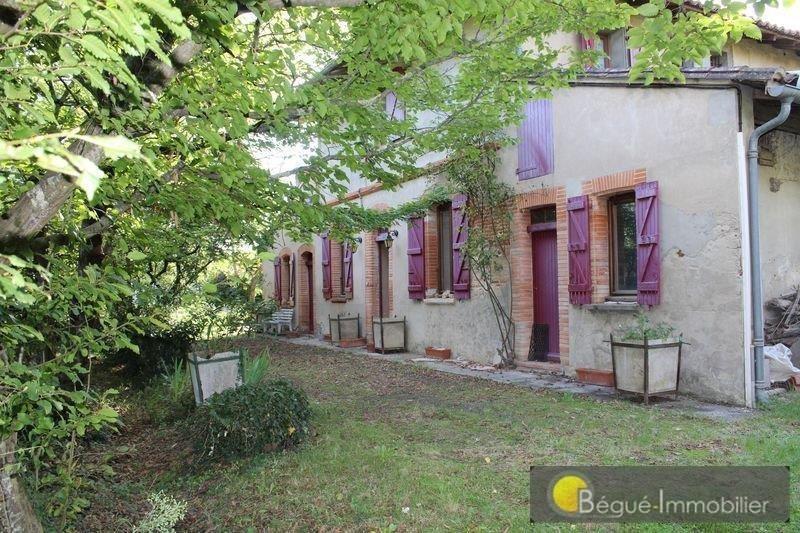 Sale house / villa 5 mns pibrac 314000€ - Picture 1