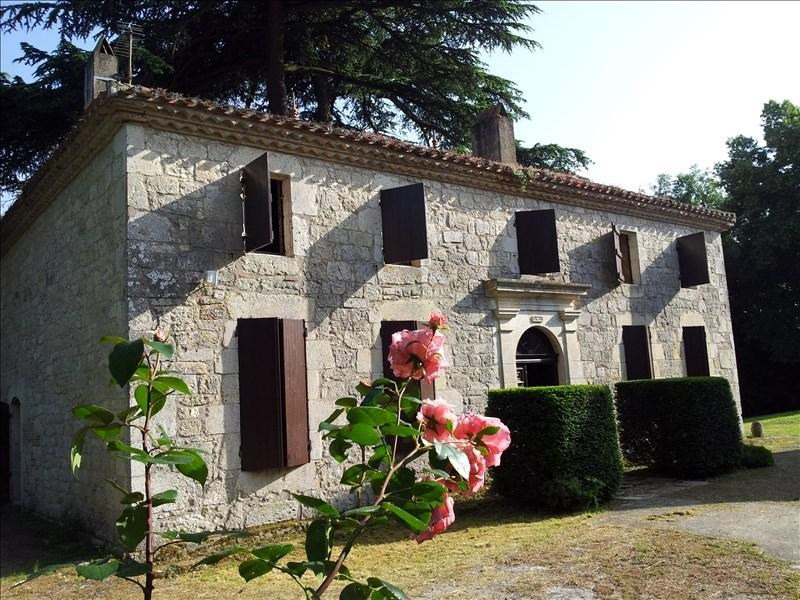Deluxe sale house / villa Laroque timbaut 462 000€ - Picture 8