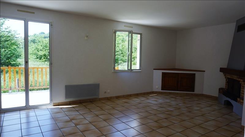 Sale house / villa Breval 179000€ - Picture 2